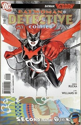 Detective Comics #854 - VF+ - 1st Print; 1st Appearance Of Batwoman In Title