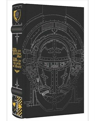 David Annandale WARLORD : FURY OF THE GOD-MACHINE Signed Limited Warhammer 40K