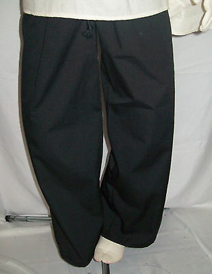 New Handmade Renaissance Boy's Drawstring Pants Size 9/10 Various Colors