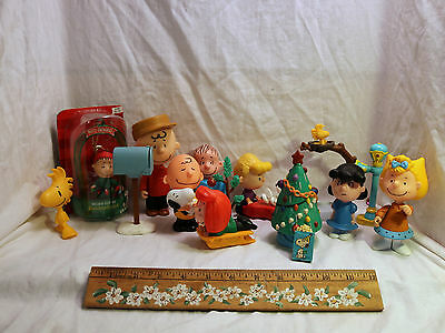 Assorted Collection UFS PMI & McDs ~Charlie Brown~Snoopy~Sally~MORE Peanuts Lot