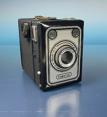 Imperial Box Braunoptik Photographica Boxkamera vintage camera - (91611)