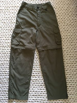 BOY SCOUTS OF AMERICA UNIFORM SWITCHBACK PANTS SHORTS YOUTH  Small