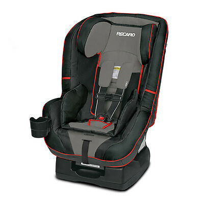 Recaro Roadster 5-65 Pounds Convertible Safety Booster Car Seat, Vibe Black