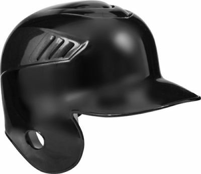 Rawlings Single Flap CFSER-B-88 S (6 7/8 - 7) Black Batting Helmet