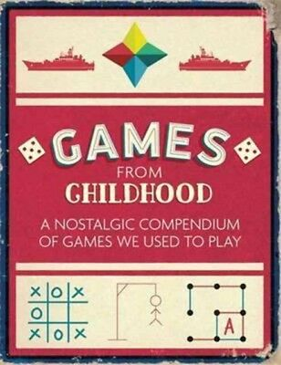 Games From Childhood, 9781782437215