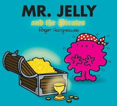 Mr. Jelly and the Pirates by Roger Hargreaves 9781405235105 (Paperback, 2008)