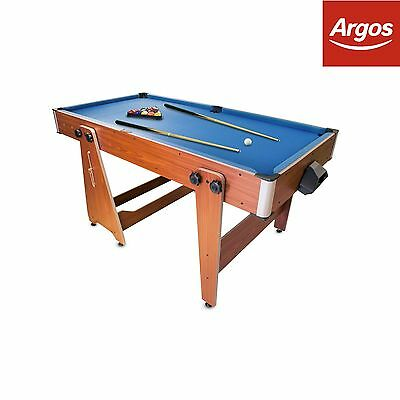 2-in-1 Pool and Air Hockey Folding Table - From the Argos Shop on ebay