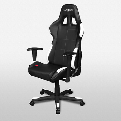 DXRACER Office Chair OH/FD99/NW Gaming Chair FNATIC Racing Computer Chairs