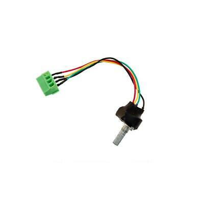 Potentiometer 10k ohm & Wires For e-CADDY / Masters / Slazenger Golf Trolley