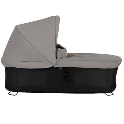 Mountain Buggy Carrycot Plus (Silver) for Urban Jungle