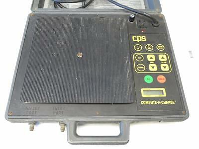 CPS Compute-A-Charge CC-700 A/C Refrigerant Charging Recovery Scale