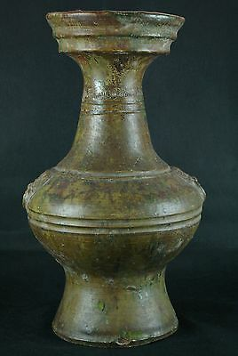 Large (39cm) Rare Ancient Chinese Han Dynasty Vase