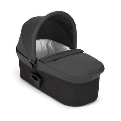 Baby Jogger Deluxe Carrycot/Pram (Charcoal Denim)