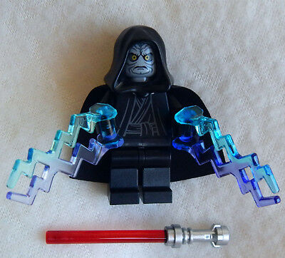 NEW LEGO STAR WARS EMPEROR PALPATINE Minifigure 10188 8096 minifig figure sith