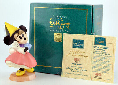 WDCC Disney figurine Brave Little Tailor - Minnie Mouse - Princess