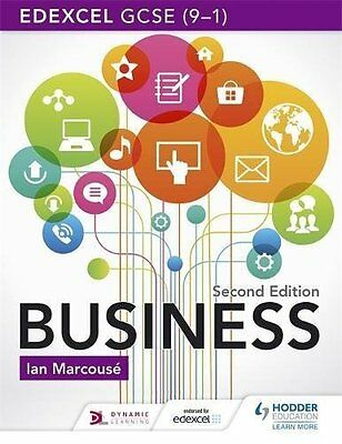 Edexcel GCSE (9-1) Business Second Edition by Ian Marcouse