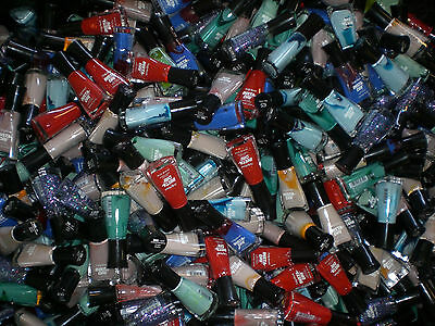 SALLY HANSEN Insta-Dri Fast Dry Nail Color Polish Wholesale Resale Lot of 100