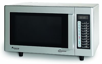 Microwave Oven, Amana Commercial, 1000 Watts, Model  RMS10TS