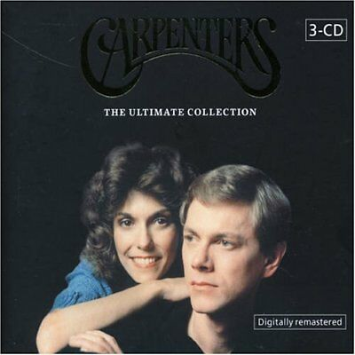 The Carpenters - The Ultimate Collection - The Carpenters CD W6VG The Cheap Fast