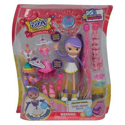Betty Spaghetty Mega-Set