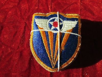 WW 2 US Army Air Corps 4th Air Force AAF Patch Bundle