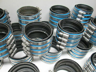 LOT 31 Mission Rubber C300HW UPC ASTM C564 Cast Iron Heavyweight Duty Coupling