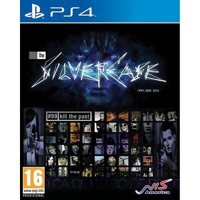 The Silver Case PS4 Game - Brand New!