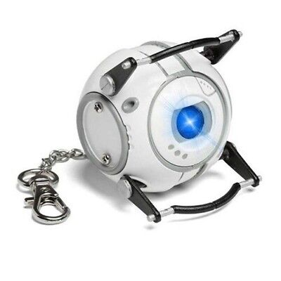 Think Geek Portal 2 Wheatley LED Flashlight Replica Collectible Handy Light
