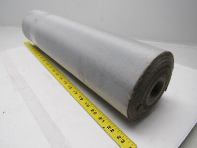 "2-Ply 2-Sided Nylon Top Fabric Conveyor Belt 30'x 21-1/8'  0.060"" Thick"