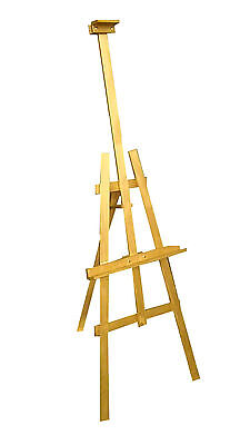 Easel Artists Canvases Paintings Large 6 Ft New Antique Gold Colour Picture