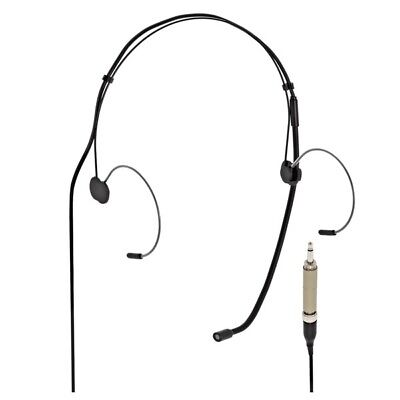 SUBZERO HEADSET MICROPHONE with Sennheiser Style Connector