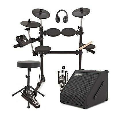 Digital Drums 420 Starter Electronic Drum Kit and Amp Pack