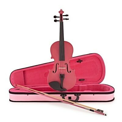 Student 3/4 Violin Pink by Gear4music