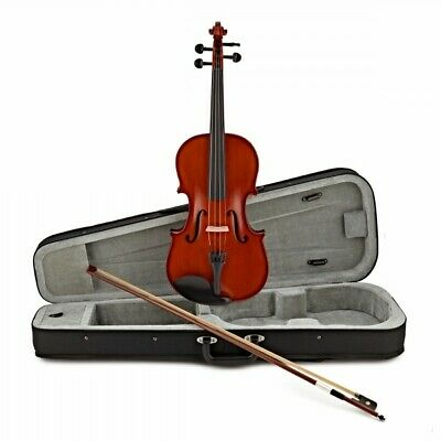 Deluxe Viola by Gear4music 16.5 Inch