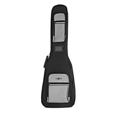 Deluxe Padded Bass Guitar Bag by Gear4music