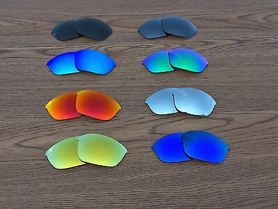 Polarized Replacement Lenses for-Oakley half jacket 2.0 -Option Colors