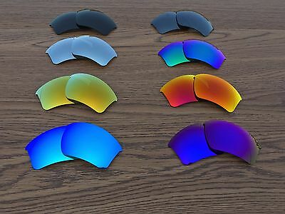 Polarized Replacement Lenses for-Oakley half jacket 2.0 XL  -Option Colors