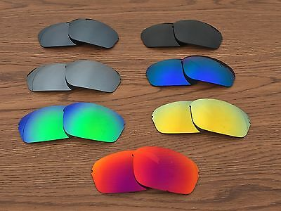 Polarized Replacement Lenses for-Oakley Half Wire 2.0 -Option Colors