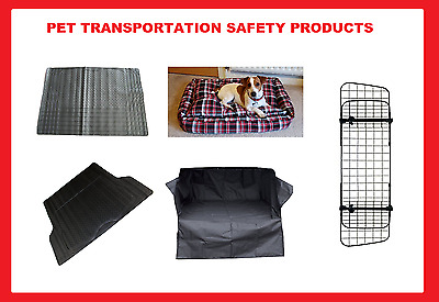 Car Boot Liner/Cover Mat Dog Guard Heavy Duty Trunk/Lip Protector Rubber