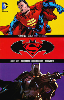 Superman/Batman: Sorcerer Kings - Softcover from DC Comics