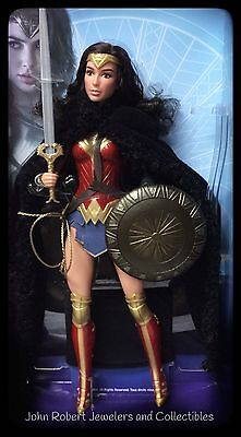 Barbie Wonder Woman Princess Of The Amazons In Stock Ready To Ship