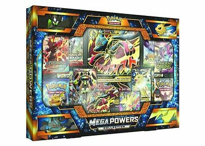 Pokemon Mega Powers Collection Box New/Sealed