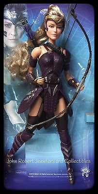 Barbie Antiope Sister Of Hippolyta General Of Amazon Wonder Woman Collection Nib