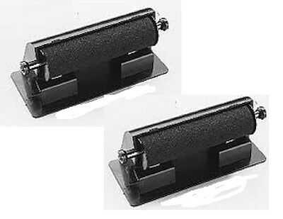 2 Pcs INK Roller Size Canon P 1250 purple/red INK Roller