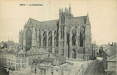Cp Metz Cathedrale 16202