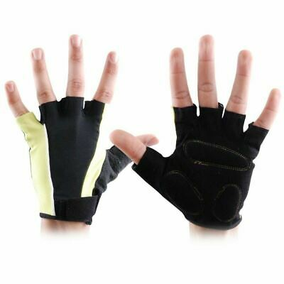 Weight Lifting Gel Gloves Gym Fitness Workout Body Building Training Exercise