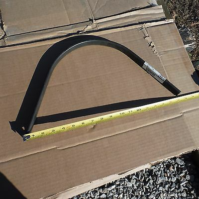 """Gill Landscape Rake Replacement Tine. Fits Several. Has 2 - 3/8"""" Mounting Holes"""