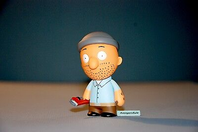 Bob/'s Burgers Vinyl 3 Inch Mini-Figure Series Kidrobot Jimmy Pesto 1//20