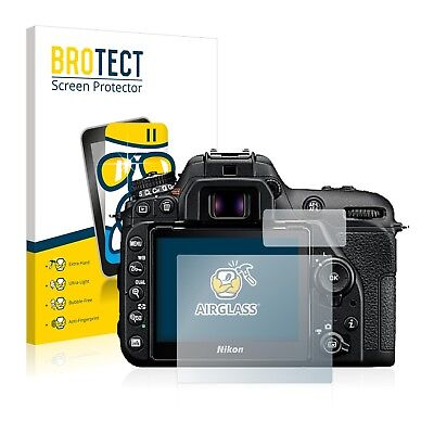 Nikon D7500 Glass Film Screen Protector Protection