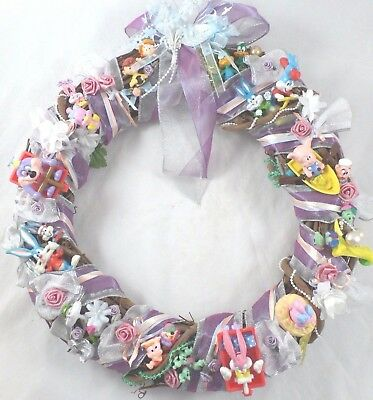 "wb PVC Tiny Toons Figures 16"" WREATH Warner Brothers Topper Lot Toys Bros"